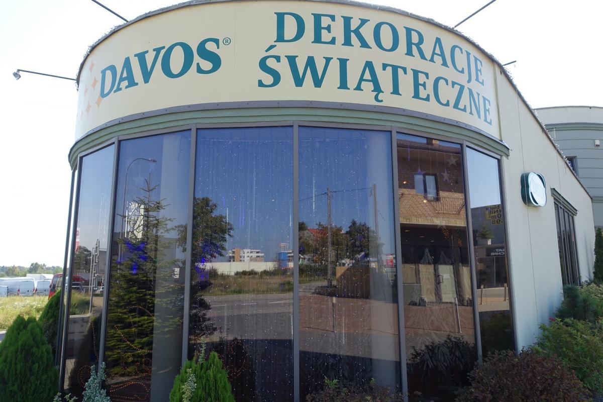 DAVOS iluminacje świetlne i ozdoby świąteczne przez cały rok