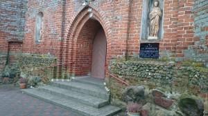 Kościelna Jania kościół 1