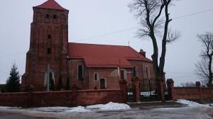 Kościelna Jania kościół 2