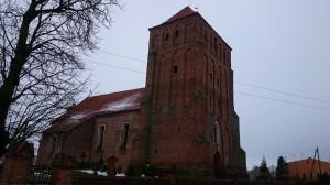 Kościelna Jania kościół 3
