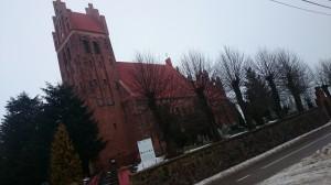 Lalkowy kościół 2