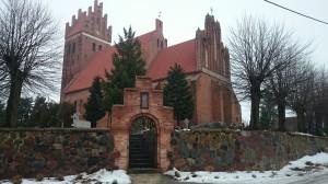 Lalkowy kościół 3